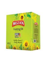 Meezan Cooking Oil