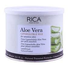 RICA Aloe Vera Sensitive Skin Liposoluble Wax 400ml